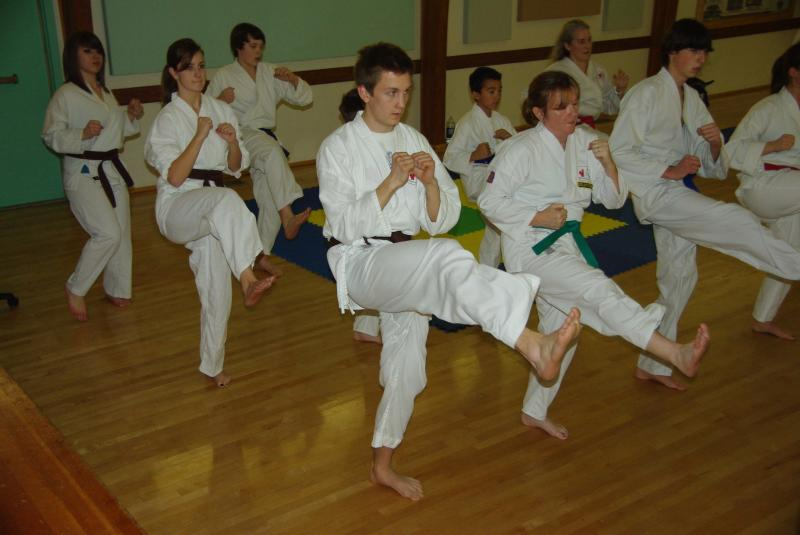 martial arts in Kamloops